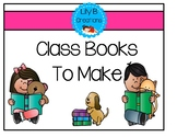 Class Books To Make