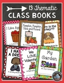 Class Books All Year