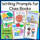 Class Books Bundle for Pre-primer Sight Words