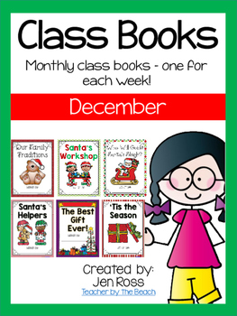 Class Books for the Year {December}