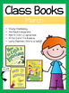 Class Books for the Year {March}