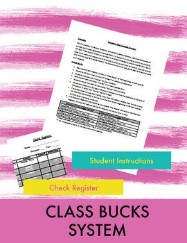 Class Bucks Incentive Program