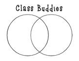 Class Buddies -- Venn Diagram