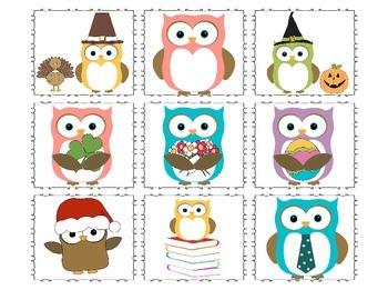 Class Calendar - OWL
