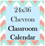 Class Calendar Poster