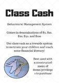Class Cash Behaviour Management