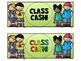 "Class Cash! Classroom Reward ""Cash"" for Positive Behavior"