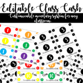 Class Cash Monetary System *Completely Editable!*
