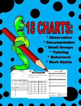 Class Charts: Documentation and Observation