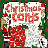 Class Christmas Cards
