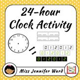 Analogue and Digital Clock Activity ~ Minute ~