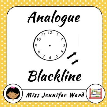 Analogue and Digital Clock Activity ~ Basic Version ~