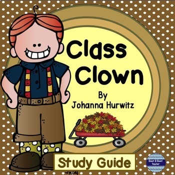 Class Clown Study Guide