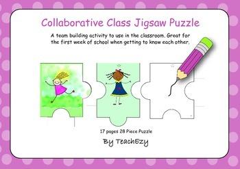 Class Collaborative Puzzle