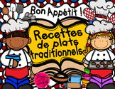 Collaborative Recipe Book in French - Recettes de plats traditionnels