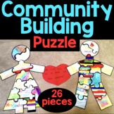 Class Community Building Puzzle