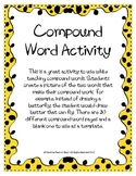 Class Compound Word Activity