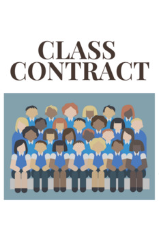 Class Contract Sample/ Template