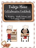 Class Cookbook, A writing, math, science, and technology unit 5th Grade