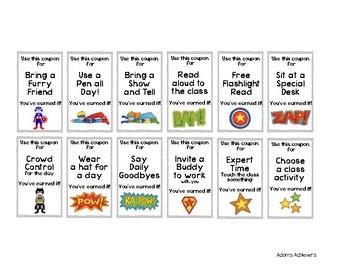 Class Coupon Incentives