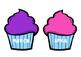 Class Cupcake Birthday Chart
