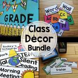 Class Decor Bundle