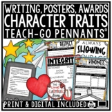 Character Education Posters - Classroom Decor- Character Traits