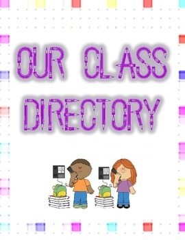 Class Directory Pack