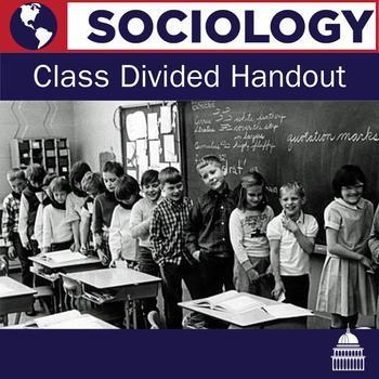 Class Divided Handout