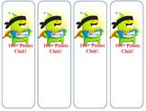 Class Dojo 100 Point Club Bookmarks