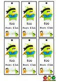 Class Dojo 100 point club