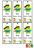 Class Dojo 100 point club