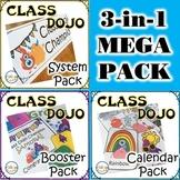Class Dojo 3-in-1 Mega Pack BUNDLE!