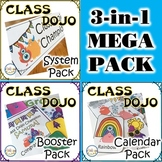 Class Dojo 3-in-1 Mega Pack BUNDLE!