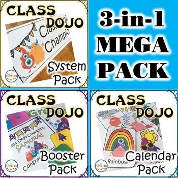 Class Dojo 3-in-1 Mega Pack!