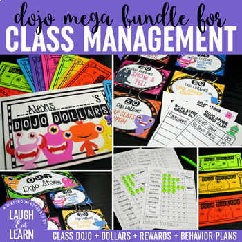 Class Dojo MEGA Bundle