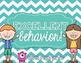 Class Dojo Behavior Clip Chart -- FREEBIE!