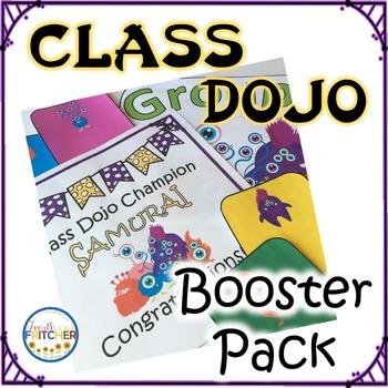 Class Dojo Booster Pack