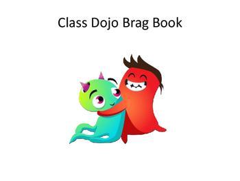 Class Dojo Brag Book