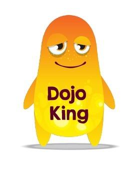 Class Dojo Brag Tags FREEBIE