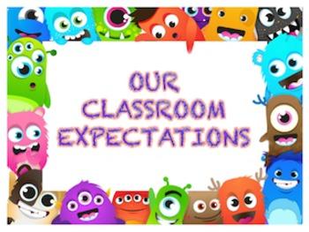 Class Dojo - Classroom Expectations