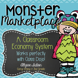 Monster Marketplace - Classroom Economy System - Class Dojo
