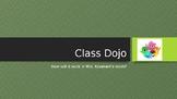 Class Dojo Classroom Management Ideas