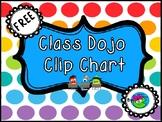 Class Dojo Clip Chart