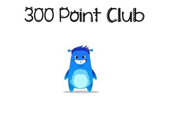 Class Dojo Club Posters