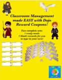 Class Dojo Coupons Harry Potter Theme + Editable