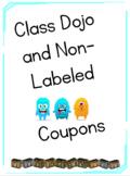 Class reward Student Coupons and Class Dojo Coupons *Editable*