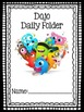 Class Dojo Daily Behavior Log or Folder