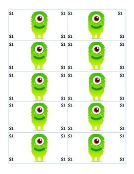 ClassDojo Dollars