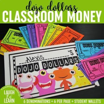 Class dojo teaching resources teachers pay teachers class dojo dollars class dojo dollars fandeluxe Choice Image